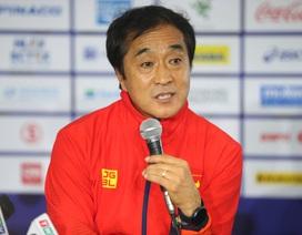 """HLV Lee Young Jin: """"Người hâm mộ là động lực để U22 Việt Nam vô địch SEA Games"""""""