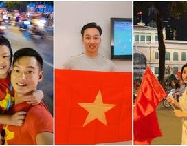Nghệ sĩ Việt vỡ oà, nghẹn ngào khi U22 Việt Nam đoạt HCV SEA Games