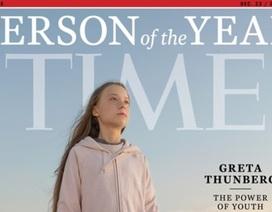 """Time chọn chiến binh môi trường 16 tuổi là """"Nhân vật của năm"""""""
