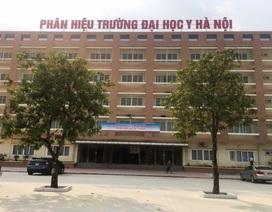 Cán bộ, giảng viên phân hiệu ĐH Y Hà Nội sẽ được hỗ trợ lên đến 1,3 tỷ đồng