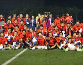 U22 Việt Nam vô địch SEA Games: Cái uy của kẻ mạnh