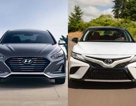 Thương hiệu nào bán nhiều xe nhất tháng 11/2019?