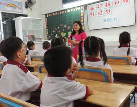 TPHCM tập huấn cho giáo viên dạy lớp 1 chương trình mới