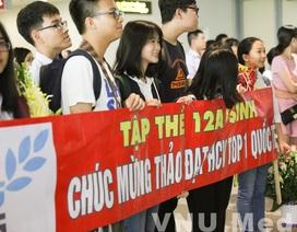 Bộ GD&ĐT yêu cầu tổ chức thanh tra thi chọn học sinh giỏi quốc gia