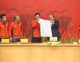 Thủ tướng gửi thư khích lệ tinh thần đội U23 Việt Nam