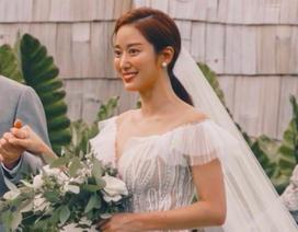 Jeon Hye Bin xinh như công chúa trong đám cưới bí mật ở Bali