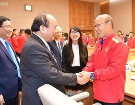 Chiều nay Thủ tướng gặp mặt 2 đội bóng vô địch SEA Games