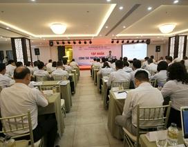 EVNNPT tổ chức tập huấn công tác truyền thông năm 2019