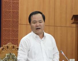 Thành ủy Tam Kỳ bầu Bí thư mới thay ông Nguyễn Văn Lúa