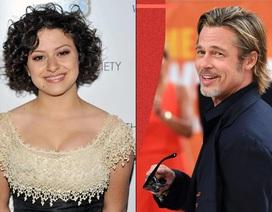 Brad Pitt phủ nhận yêu bạn gái trẻ gợi cảm, hạnh phúc với cuộc sống hiện tại