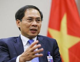 Thứ trưởng Bộ Ngoại giao Bùi Thanh Sơn nêu 4 đóng góp của công tác viện trợ phi chính phủ nước ngoài