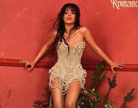 Camila Cabello gợi cảm quảng bá album mới
