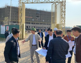 Chủ tịch FLC thị sát tiến độ xây dựng khu đô thị ven biển hiện đại bậc nhất Quảng Ninh