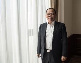 Có 7,7 tỷ USD, ông Phạm Nhật Vượng đứng thứ 239 người giàu nhất thế giới