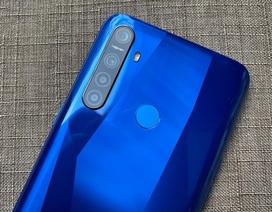 Realme bán ra mẫu smartphone pin trâu giá dưới 5 triệu đồng tại Việt Nam