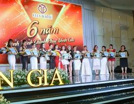 Mỹ phẩm Trần Gia Group tổ chức dạ tiệc tri ân nhân dịp kỷ niệm 6 năm một chặng đường