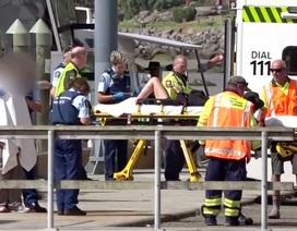 Cả gia đình thiệt mạng do núi lửa phun trào ở New Zealand