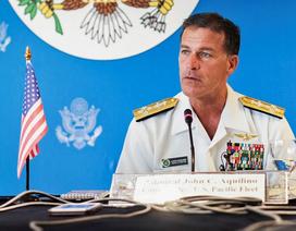 """Mỹ lên án Trung Quốc hành xử """"cưỡng ép và bắt nạt"""" ở Biển Đông"""