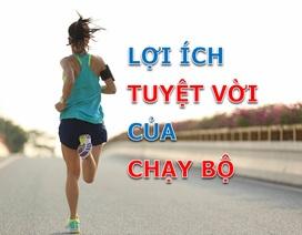 Chuyên gia chỉ ra những lợi ích sức khỏe không ngờ của chạy bộ