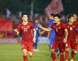"""AFC: """"U23 Việt Nam có tham vọng giành vé dự Olympic"""""""