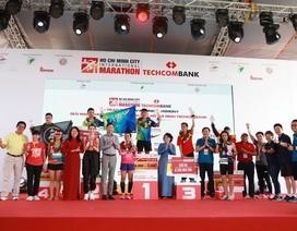 """Hành trình lan tỏa """"vượt trội hơn mỗi ngày"""" cùng Giải Marathon Quốc tế TP. HCM Techcombank 2019"""