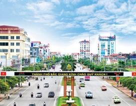 Thành phố Bắc Giang - mở rộng quy hoạch vùng lõi sang phía Đông Bắc