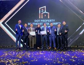 Stella Mega City khẳng định vị thế với cú đúp giải thưởng Dot Property Southeast Asia Awards 2019