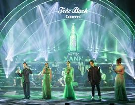 """Cảm xúc thăng hoa tại đêm nhạc """"Trúc Bạch Concert - Dạ tiệc xanh"""""""
