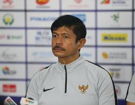 """Báo Indonesia: """"HLV Indra Syafri quá khoe khoang về bản thân"""""""