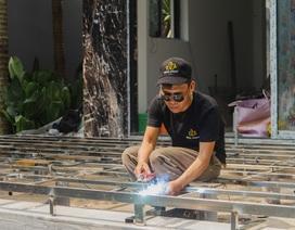 Kinh nghiệm chọn mua sàn gỗ Teak sử dụng ngoài trời