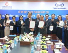 LienVietPostBank ký kết thỏa thuận hợp tác với Công ty Ô tô TMT