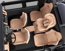 SCG Boot - Sự khác biệt đến từ thiết kế ghế ngồi