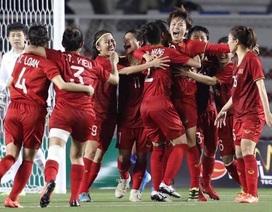 Giành HCV SEA Games, đội nữ Việt Nam tiệm cận top 30 thế giới
