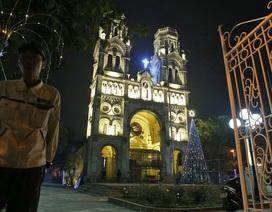 Các nhà thờ tại Hà Nội tỏa sáng lung linh chờ đón Noel 2019