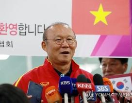 """HLV Park Hang Seo: """"U23 Việt Nam sẽ cố gắng lấy vé dự Olympic"""""""