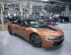 BMW chuẩn bị ngừng sản xuất mẫu i8