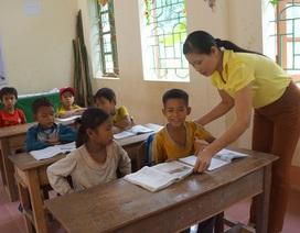 Nghệ An: Nhiều giáo viên hợp đồng được tuyển dụng đặc cách