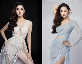 Lương Thùy Linh hé lộ 2 chiếc váy dạ hội đêm Chung kết Hoa hậu Thế giới