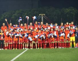 Triều Tiên rút lui, đội tuyển nữ Việt Nam thêm cơ hội dự Olympic 2020