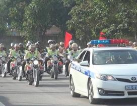 Quảng Bình thành lập lực lượng phản ứng nhanh 141