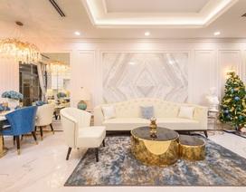 Verosa Park - Khang Điền:  Khai trương nhà mẫu - Dấu ấn kiến trúc tân cổ điển, xứng tầm thượng lưu