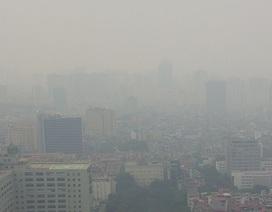 Bộ TN-MT họp khẩn tìm giải pháp kiểm soát ô nhiễm không khí