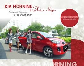 Kia Morning & phái đẹp: Phong cách thời trang xu hướng 2020