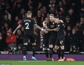 Arsenal 0-3 Man City: Dấu ấn đậm nét của De Bruyne