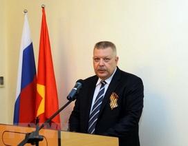 Nga quyết tâm thúc đẩy hợp tác dầu khí với Việt Nam