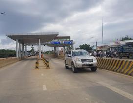 Bộ GTVT lên tiếng về trạm BOT Ninh Xuân sau 10 ngày xả trạm