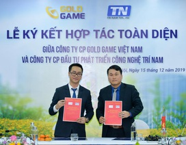 Gold Game Việt Nam công bố hoạt động cung cấp dịch vụ trò chơi trên mạng