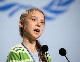 Chiến binh môi trường Greta Thunberg xin lỗi vì phát ngôn về lãnh đạo thế giới