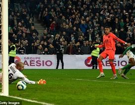Mbappe tiếp tục tỏa sáng, PSG giành chiến thắng đậm trước Etienne