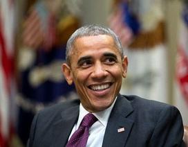 Ông Barack Obama: Phụ nữ làm lãnh đạo thế giới tốt hơn đàn ông
